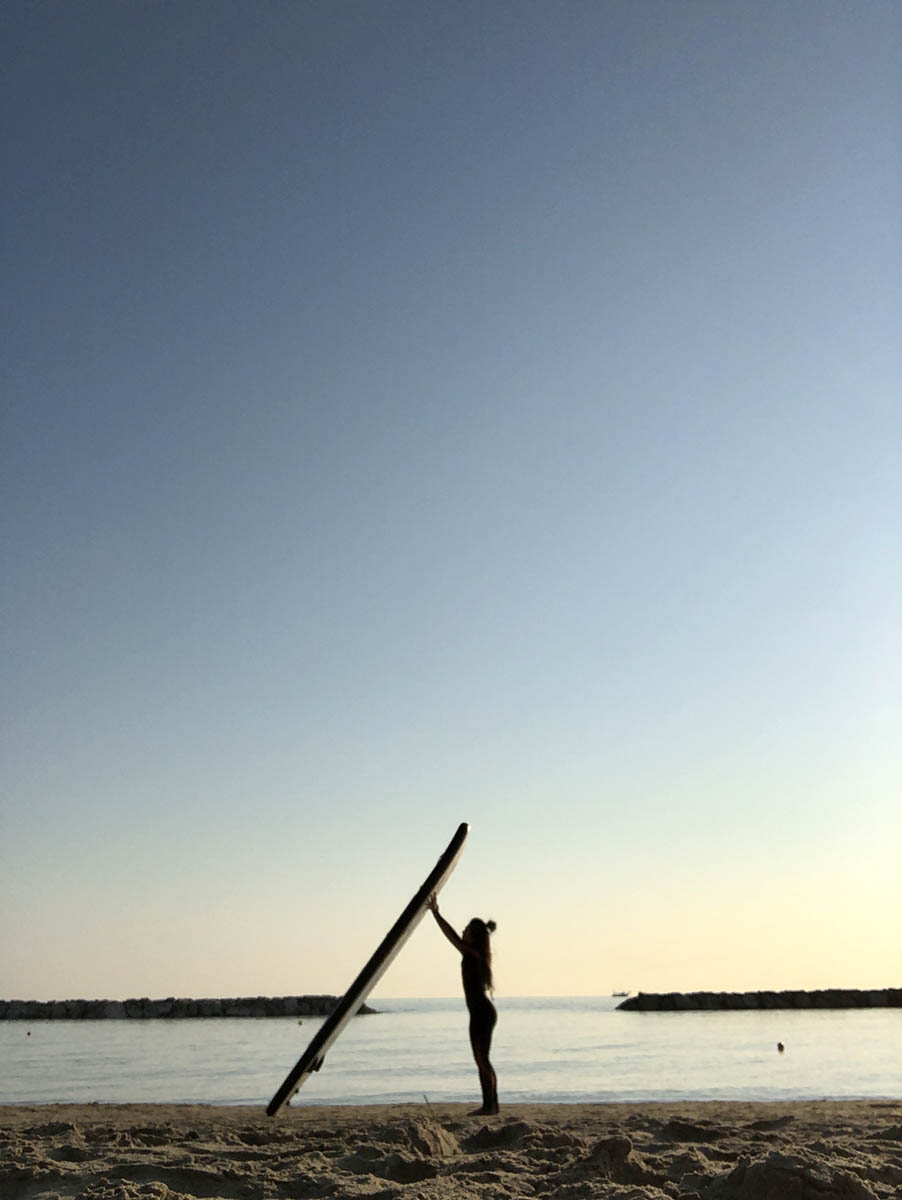 learn the coolest sport tricks : Stand Up Paddle
