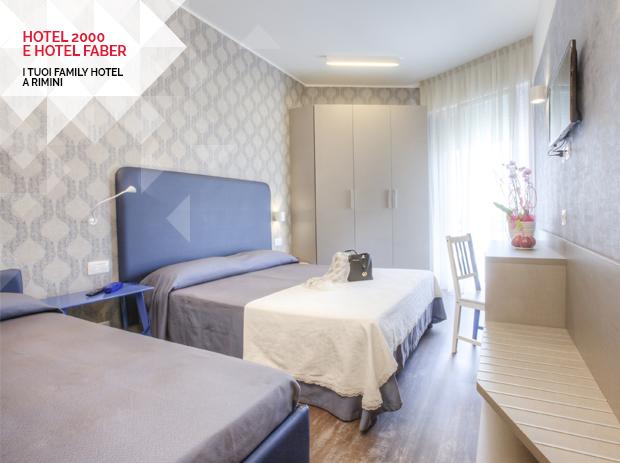 Hotel Faber e Hotel 2000