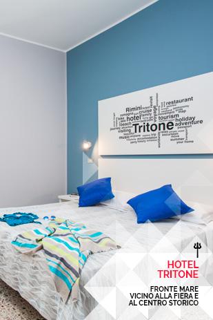 Hotel Tritone 3* in Riva al Mare