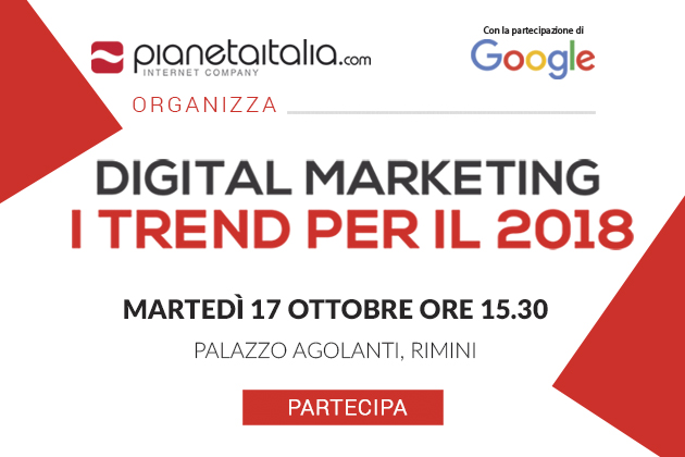 Digital Marketing: i trend per il 2018