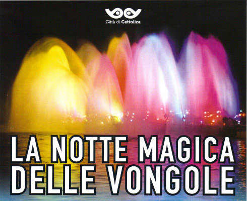 Risultati immagini per La Notte Magica delle Vongole 2017