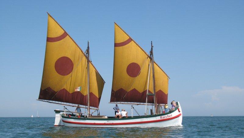Raduno Imbarcazioni Storiche con Vela al Terzo - Veleggiata del San Bartolo