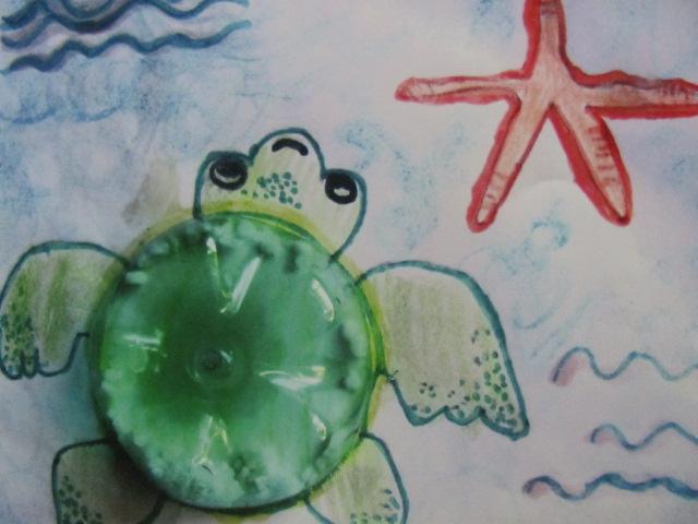 Tartaruga Amica Mia Disegni In Mostra Da Sabato 21 Luglio