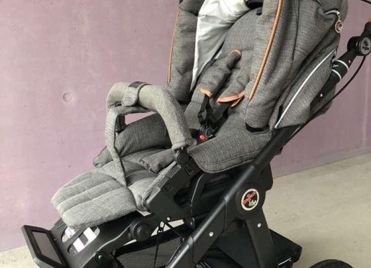 Nuovo passeggino bambino Racer GTS