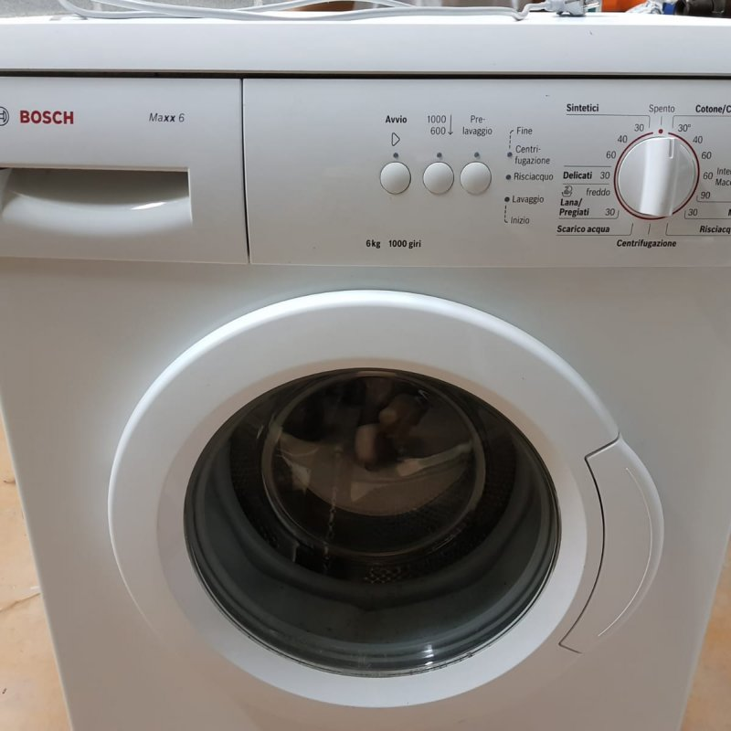 Riparazione lavatrici ed elettrodomestici