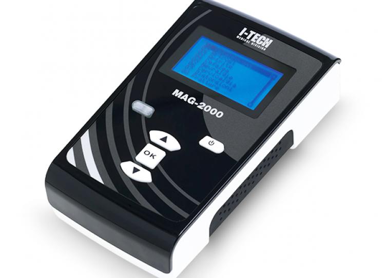 I-Tech Mag2000 + materassino