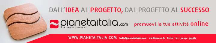 Pianetaitalia.com Web Agency