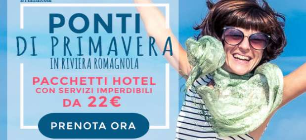 Offerte Ponte 25 Aprile Rimini