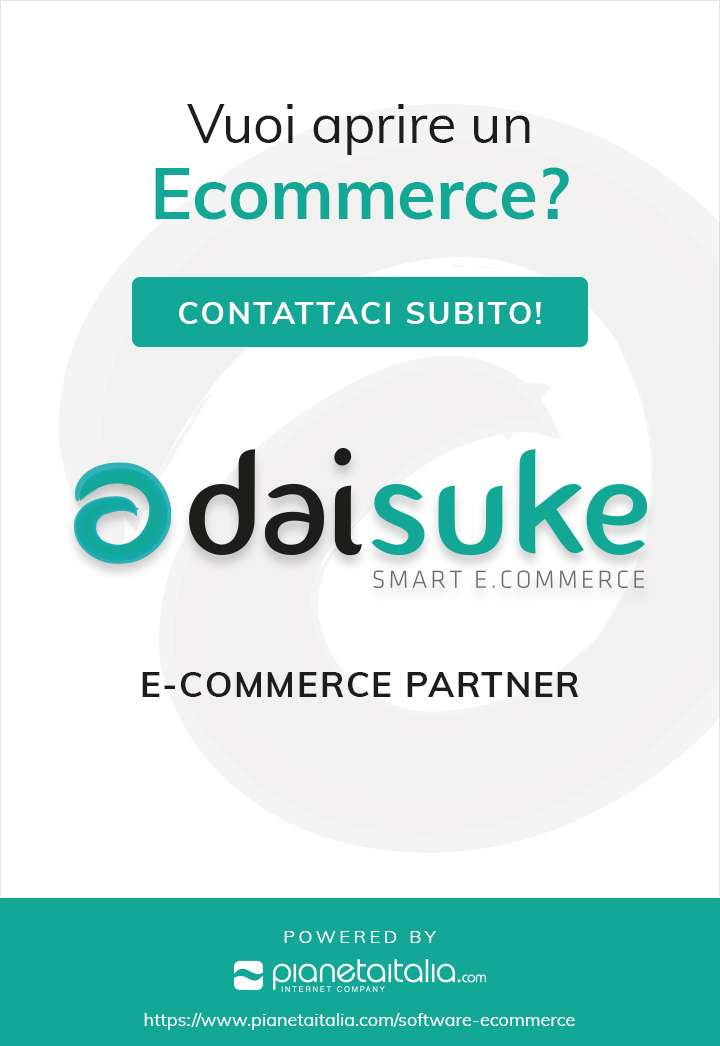 software gestionale e-commerce personalizzato
