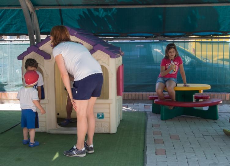 Hotel 3 stelle Viserbella con angolo giochi per i bimbi
