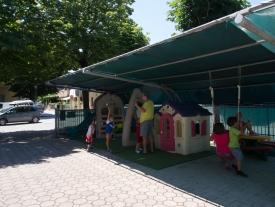 Hotel 3 stelle Viserbella di Rimini con area giochi bimbi