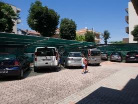 Hotel 3 stelle Viserbella di Rimini grande parcheggio