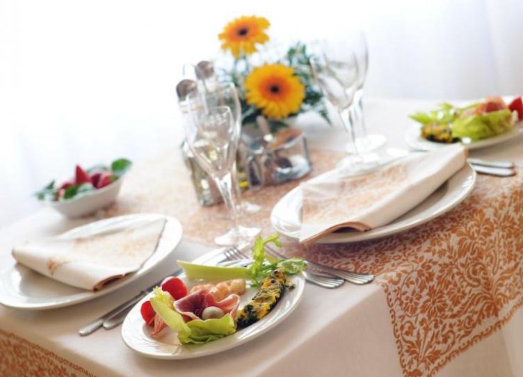 Hotel 3 stelle Viserbella di Rimini cucina Romagnola