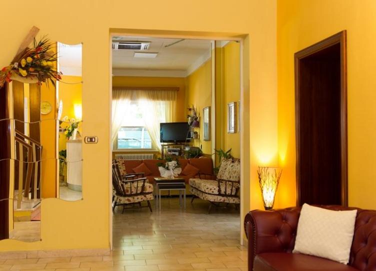 Hotel 3 stelle Viserbella Rimini offerte famiglia