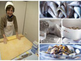 prodotti freschi e tipici del nostro ricco mare