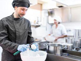 Cucina curata dai proprietari