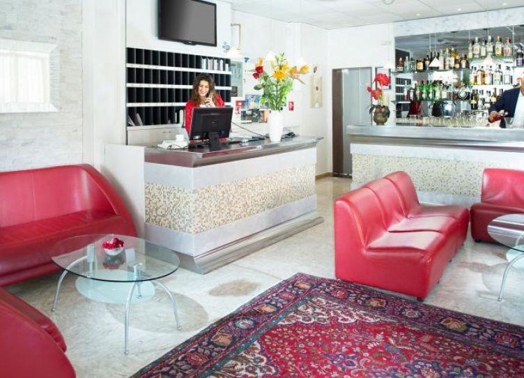 Reception e Bar