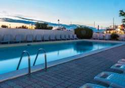 Hotel Rimini con piscina