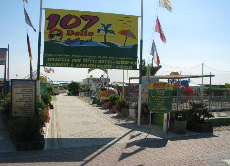 hotel 2 stelle a rivazzurra di rimini vicino al mare