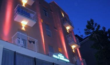 Hotel 3 stelle a Miramare bimbi gratis