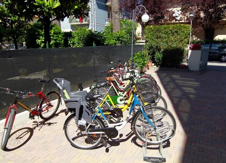 biciclette ad uso gratuito