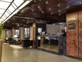 Hotel Ambasciatori Hall