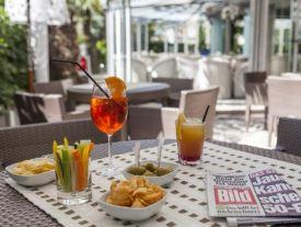 Hotel Feldberg aperitivo