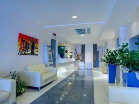 Hotel Cristallo Reception