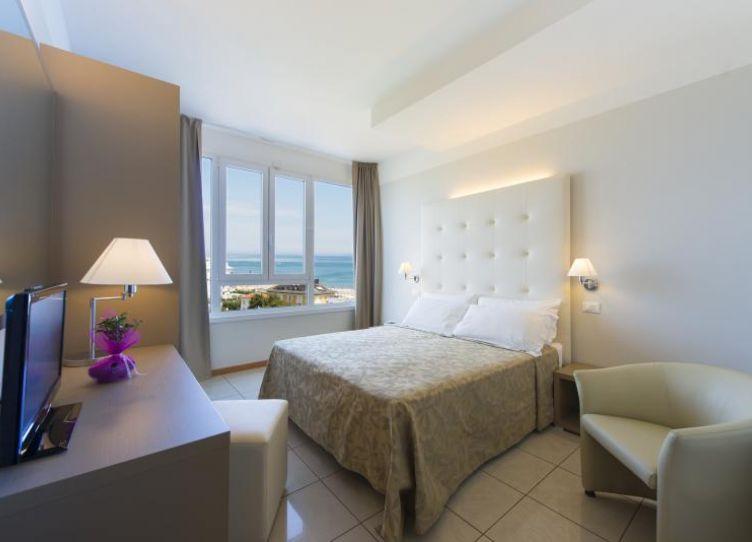 Hotel Cristallo Le camere