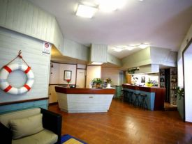 Hotel Diamond_La reception