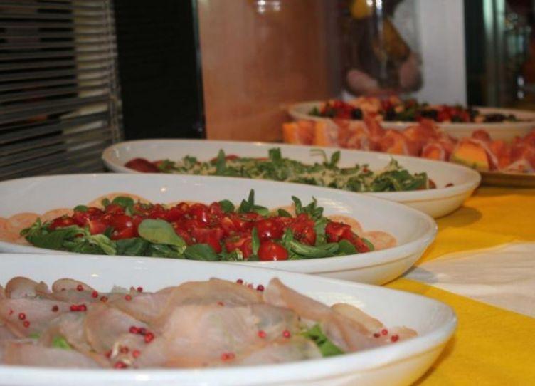 Hotel Diamond_I nostri buffet
