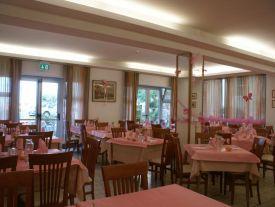 Hotel Bel Air_Il ristorante