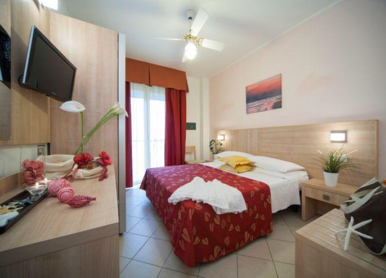 Hotel Amalfi_Le camere