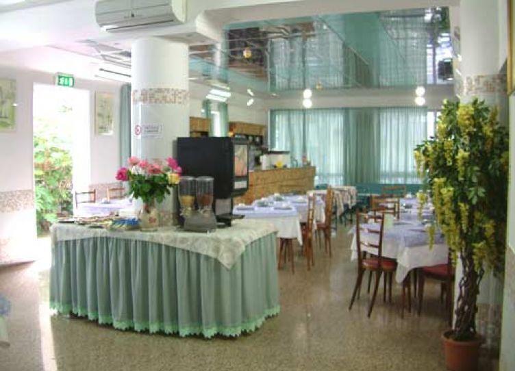 Hotel Nanni_Sala colazioni