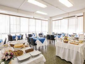 H.Belmar sala colazione