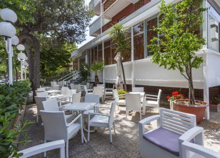 Hotel Parioli_Giardino