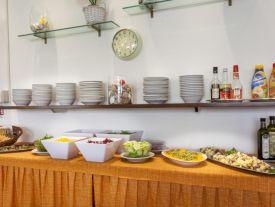 Hotel Parioli_Il buffet