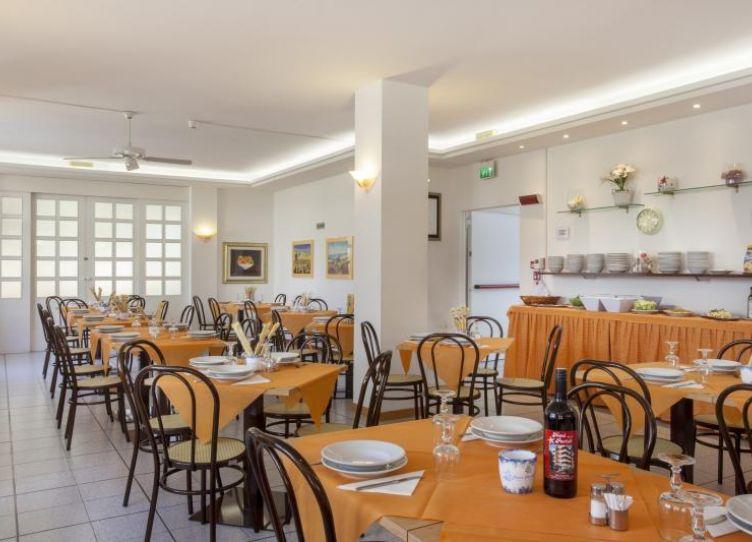 Hotel Parioli_Il ristorante