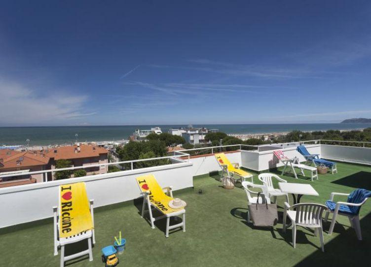 Hotel Parioli_Terrazza panoramica