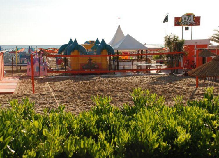 Hotel Berenice_spiaggia convenzionata