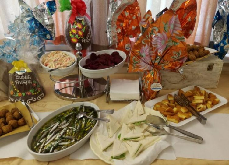 Hotel Bel Air_Buffet Pasqua