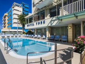 Hotel York_Piscina