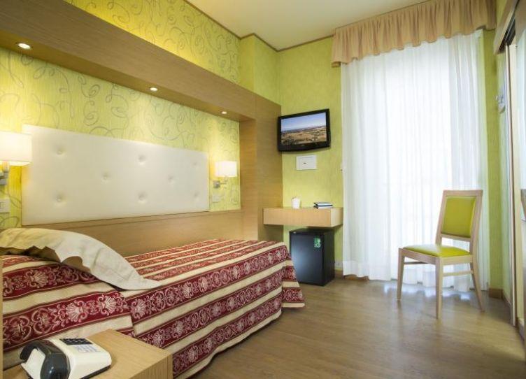 Hotel York_Singola con balcone