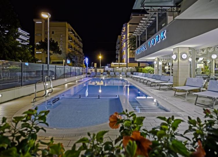 Hotel York_Notturna