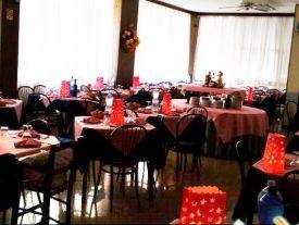 Hotel Clan_sala ristorante