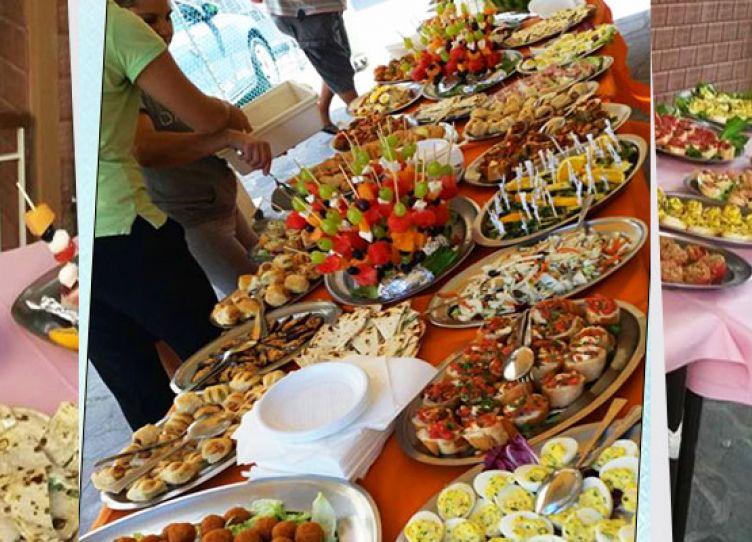 I nostri buffet