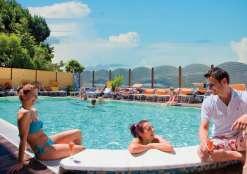 Hotel Leoni con Piscina Riscaldata Rimini
