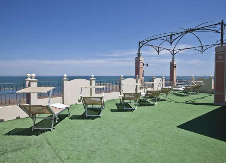 Hotel Aurora Terrazza sul Mare
