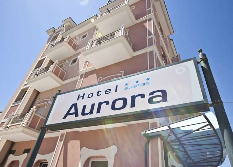 Hotel Aurora Viserba Rimini