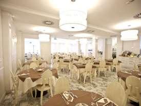 Hotel Aurora Sala Ristorante